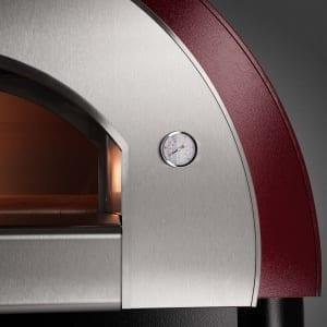 Forno a legna in acciaio e refrattario: l'innovazione di Alfa compie 10 anni