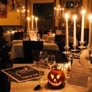 A happy Halloween for restaurant owners