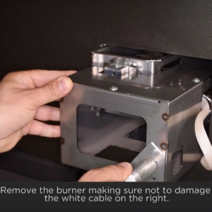 Burner Maintenance – gas oven – Tutorial Pro