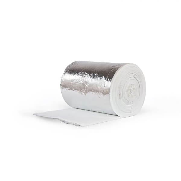 Naturalfasermatte-aluminum