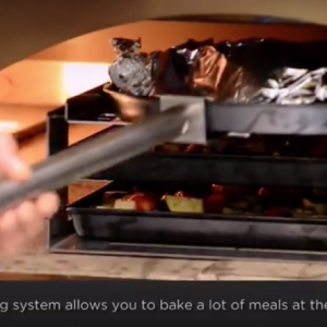 Multicooking System – gas oven – Tutorial Pro