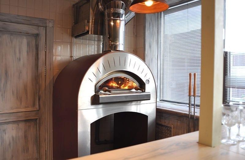 Forni professionali a legna e a gas per ristoranti | Alfa ...