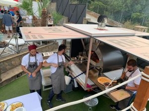 Pizza street food: equip your food truck with an Alfa oven